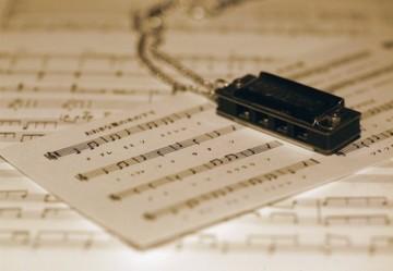 セピア色の楽譜