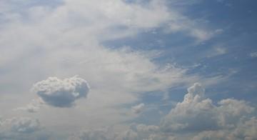 いろいろな雲