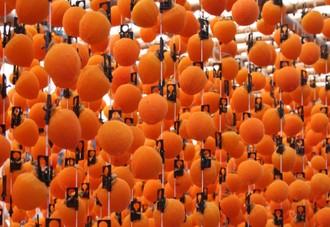 柿色の宝石