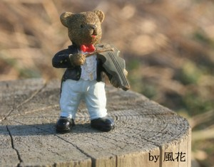 熊の演奏家