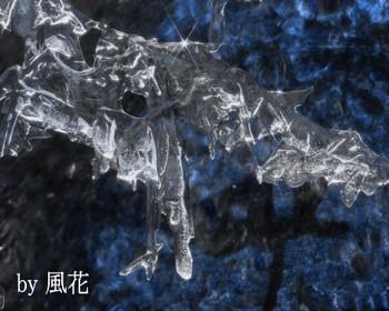 氷のアート