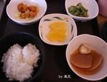 19日の昼食