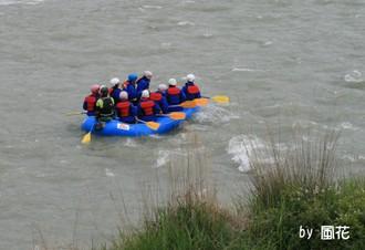 川下りのボート