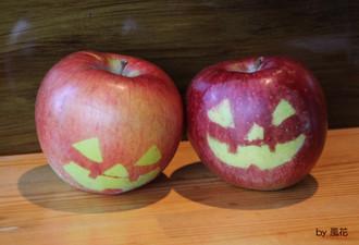 林檎がふたつ