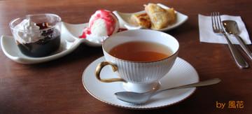 スイーツ&紅茶
