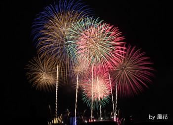 上田の花火